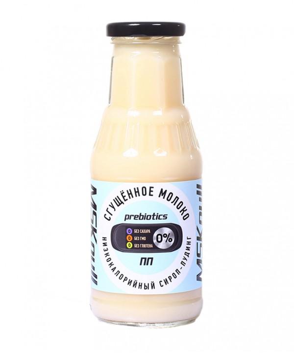 """Сироп """"Сгущённое молоко"""""""